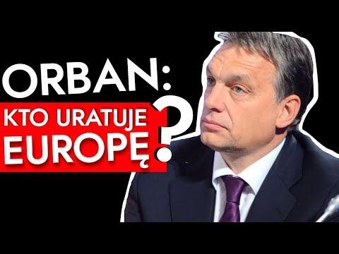 Orban: Kto uratuje Europę? Kowalski & Chojecki NA ŻYWO w IPP TV 20022018