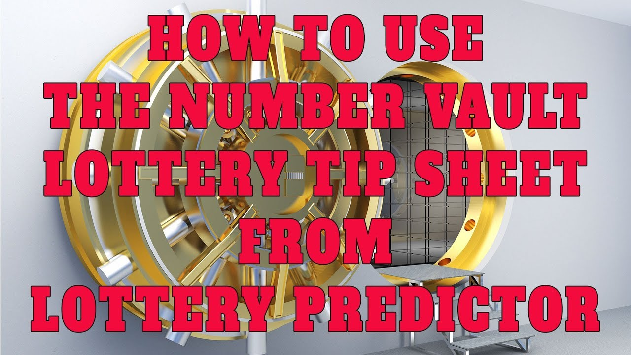 Download How To Use The Number Vault From Lottery Predictor