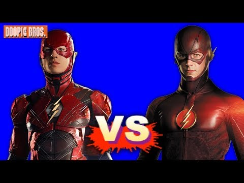 Movie Flash Vs TV Flash - Which is Better?