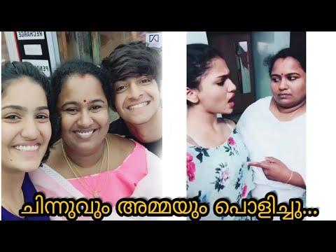 വീണ്ടും ചിന്നു....! SANIYA IYYAPPAN With Amma New Dubsmash| Malayalam Dubsmash | Chinnu Dubsmash