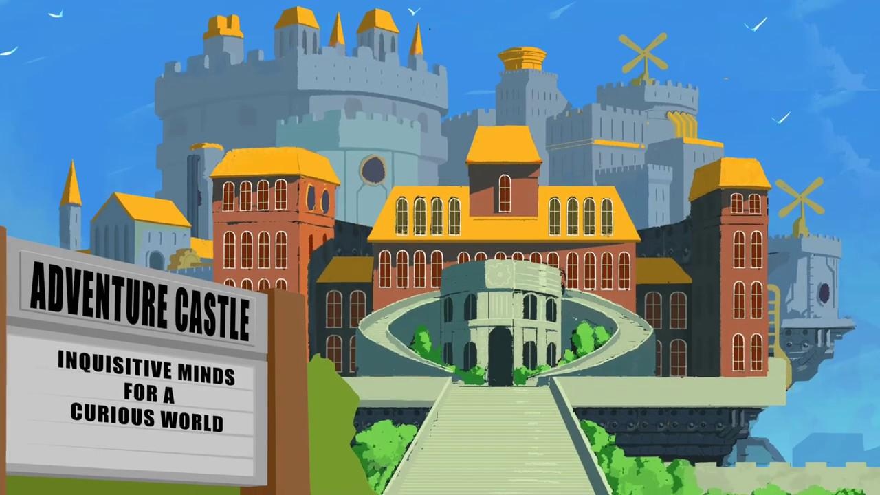 Introducing Adventure Castle!