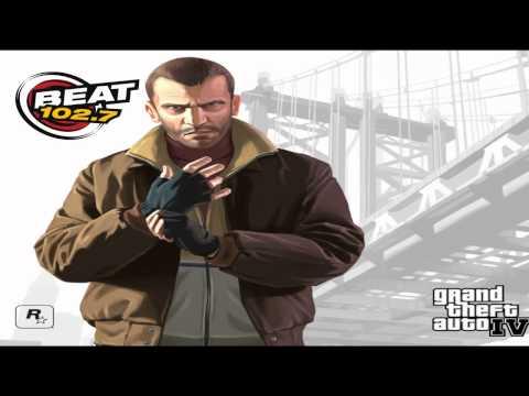 Swizz Beatz - Top Down (The Beat 102.7) [Full GTA 4 Version + Without DJ]