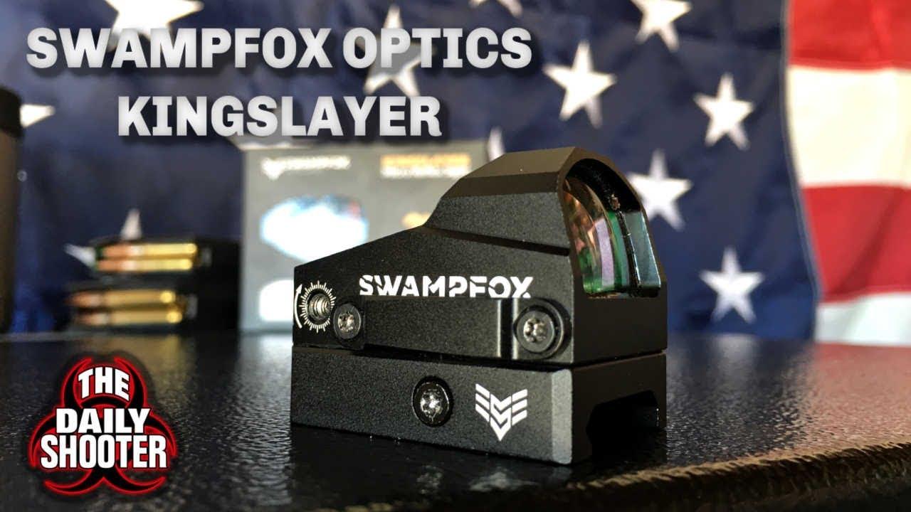 SwampFox Optics Kingslayer Review