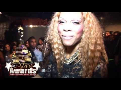 STAR AWARDS 2012 - THE AWARDS & TROPHIES (paparazzi Video)