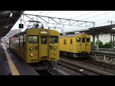 JR西日本小野田線本山支線 宇部新川~長門本山 JR West Onoda Line Motoyama Branch