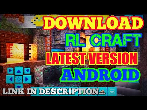 HOW TO DOWNLOAD RL CRAFT LATEST VERSION ON ANDROID   FLISHCOT GAMING