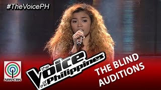 "The Voice of the Philippines Blind Audition ""Get Here"" by Rosalyn Navarro (Season 2)"