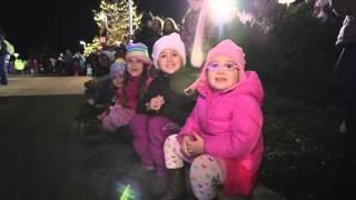 Cross County Shopping Center Holiday Parade HD