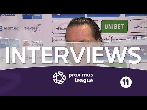Interview / Beerschot Wilrijk - KV Mechelen (Beerschot Wilrijk) / 14/09/2018