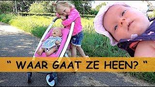 WANDELEN MET BABY 👶🍼  Bellinga Familie Vlog #1006