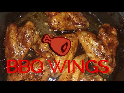 HOW TO COOK SMOKED HAM HOCKS WITH CABBAGE & /BBQ CHICKEN WINGS!!!(TASTY)