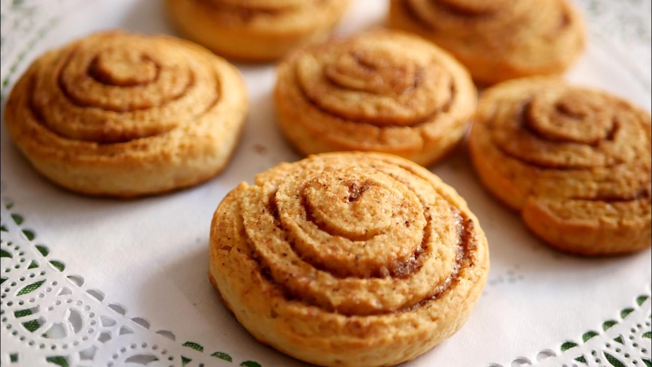 лучший рецепт печенья кефире