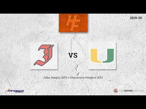 John Hardin (KY) vs University Heights (KY)