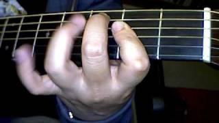 張傑情人節吉他教學譜1前奏.wmv