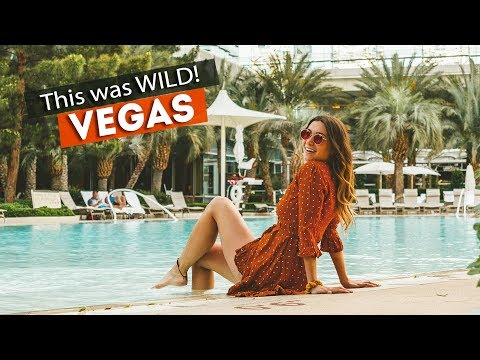 I've never done this before!! || Vegas