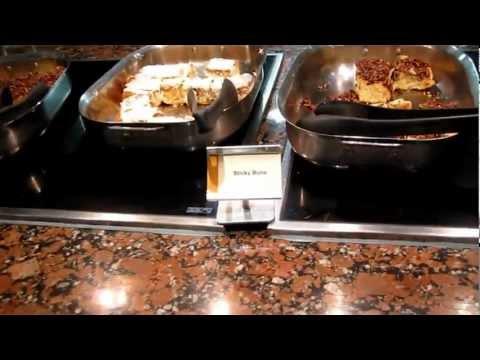 Norwegian Pearl - Garden Cafe - Breakfast Buffet
