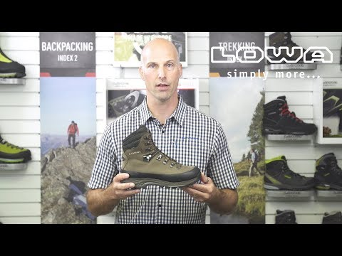 Introduction de la botte LOWA Tibet GTX MID