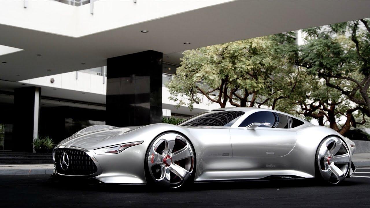 Forza 7 Car Wallpaper Mercedes Amg Vision Gran Turismo World Premiere Youtube