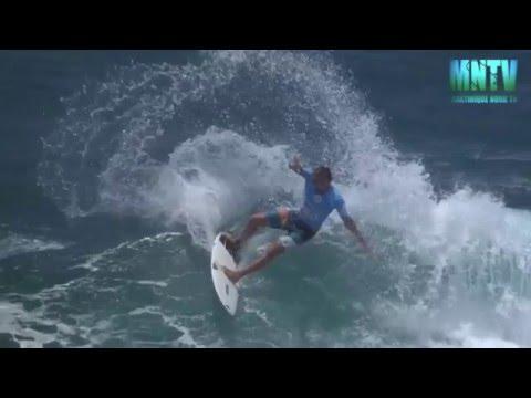 Martinique Surf Pro 2016 : Basse-Pointe confirme son statut international