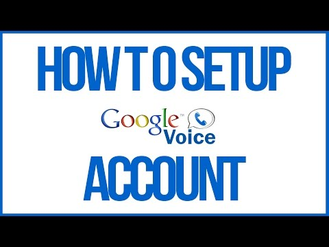 How To Setup A Google Voice Account - Full Tutorial