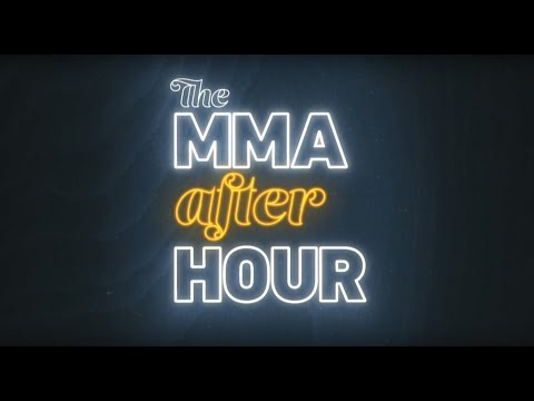 The MMA (After) Hour: Episode 426 (w/ Ric's Picks and Twitter Q&A Exclusive)
