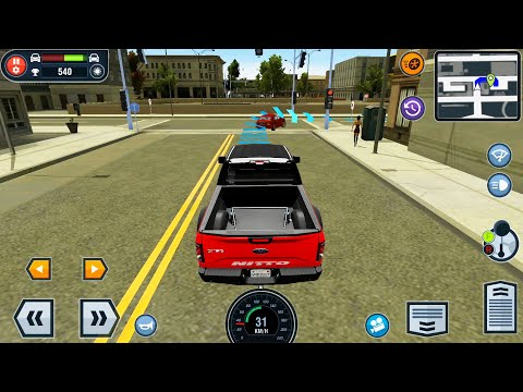 car-driving-school-simulator---all-cars-unlocked-mod---lessons-6-8---android-gameplay-#2