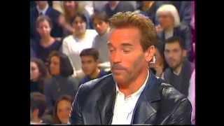 [RARE] Schwarzenegger - Nulle Part Ailleurs - Promo La Fin des Temps 1999 (Partie 1/2)