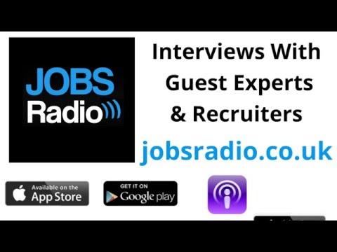 JOBS Radio - Job Search & Recruiter Interviews
