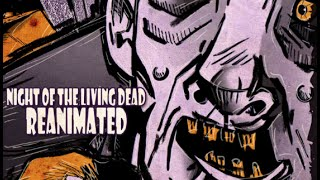 Night of the Living Dead: Reanimated OFFICIAL DVD trailer!