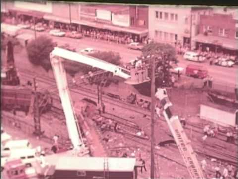 Granville Rail Disaster - January 18th 1977
