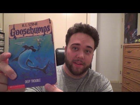 Goosebumps: Deep Trouble - Book Review