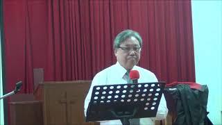 10月20日建造教會講座第一堂課