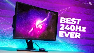 The BEST Gaming Monitor YET? - BenQ ZOWIE XL2546 DyAc