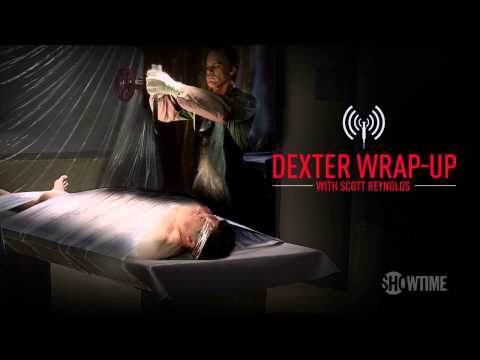 Dexter Wrap-Up Audio Podcast - The Trinity Killer (John Lithgow)