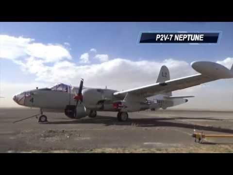 P2V-7 NEPTUNE Military plane- Navy antisubmarine/Air Force Night Attack- Erickson Aircraft Coll.