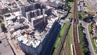 Ежеквартальный видеообзор: ЖК Ligovsky City