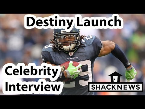 Destiny Launch Seattle Seahawks Earl Thomas Interview