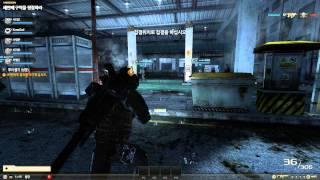 분대원들과 살아남아라! 환상적인 RPS게임 하운즈 플레이영상 !