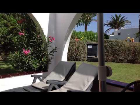 Sol barbacan playa del ingles bungalows youtube for Bungalows jardin del sol playa del ingles