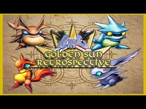 RRPG Golden Sun Retrospective