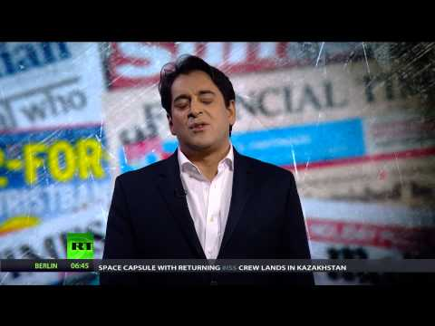 Going Underground: MORE banking scandals, decriminalise drugs & British boots in Iraq