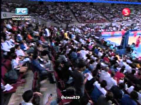 2013.08.11 || FIBA Asia Championships || FINALS- PHI vs IRAN with Awarding Ceremony