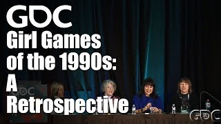 Girl Games of the 1990s: A Retrospective