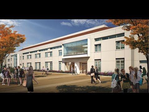 Archer School For Girls Academic Center Grand Opening