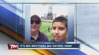 Learn more about Big Brothers/Big Sisters