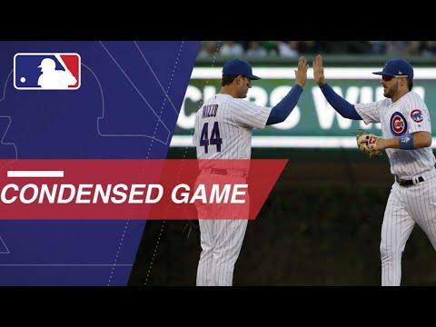 Condensed Game: CIN@CHC - 9/15/18
