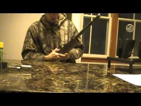Take Down & Maintenance: Winchester SX3