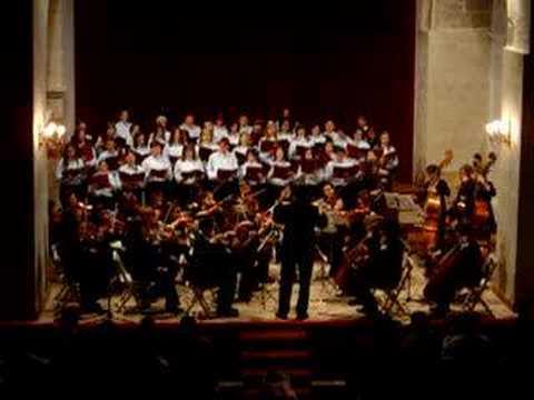Coro Pedro Aranaz- Pedro Pablo Morante