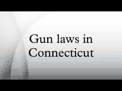 Gun laws in Connecticut