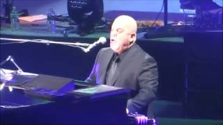 Billy Joel - Only The Good Die Young - Madison Square Garden - New York, NY - February 21, 2018